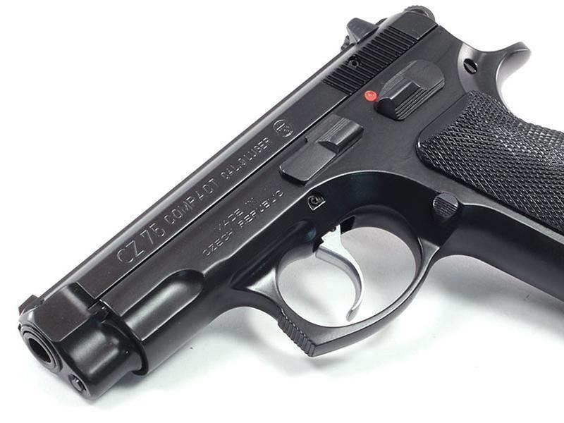 CZ 75 Compact 9mm 14rd 91190 - $467 99 CZ 75 B SA 16rd 9mm
