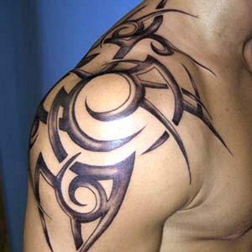Shoulder Tribal Tattoo Designs Shoulder Tattoo Designs Tribal Shoulder Tattoos Mens Shoulder Tattoo Tribal Tattoos