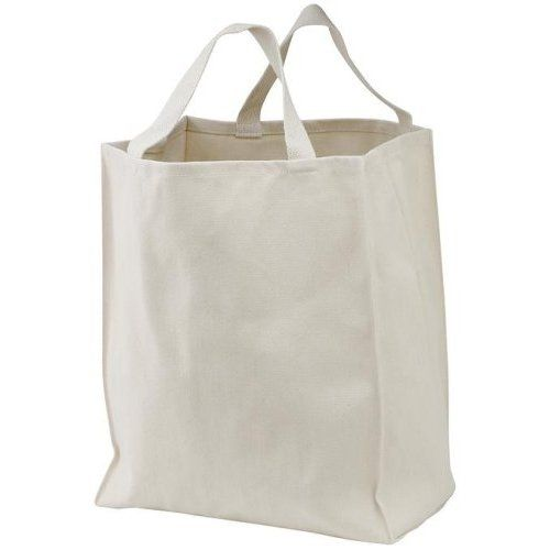Reusable Canvas Grocery Bag | Canvas   Leather Bags | Pinterest ...