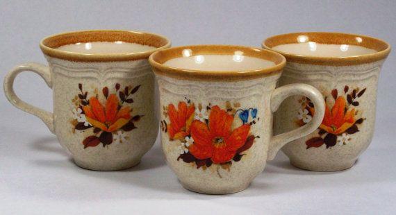 Coffee Cup, Mikasa, Garden Club, Flowerfest, EC452