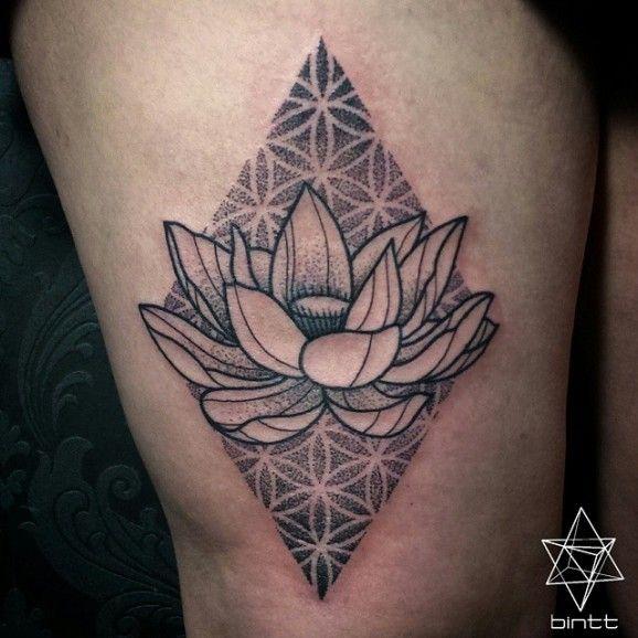 15 Mystic Flower Of Life Tattoos Flower Of Life Tattoo Geometric Flower Tattoo Sleeve Tattoos