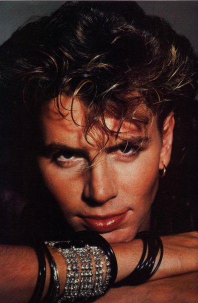 This is MY ALL TIME FAVORITE picture of John Taylor!! I mean look at THOSE EYES and LIPS!!!!