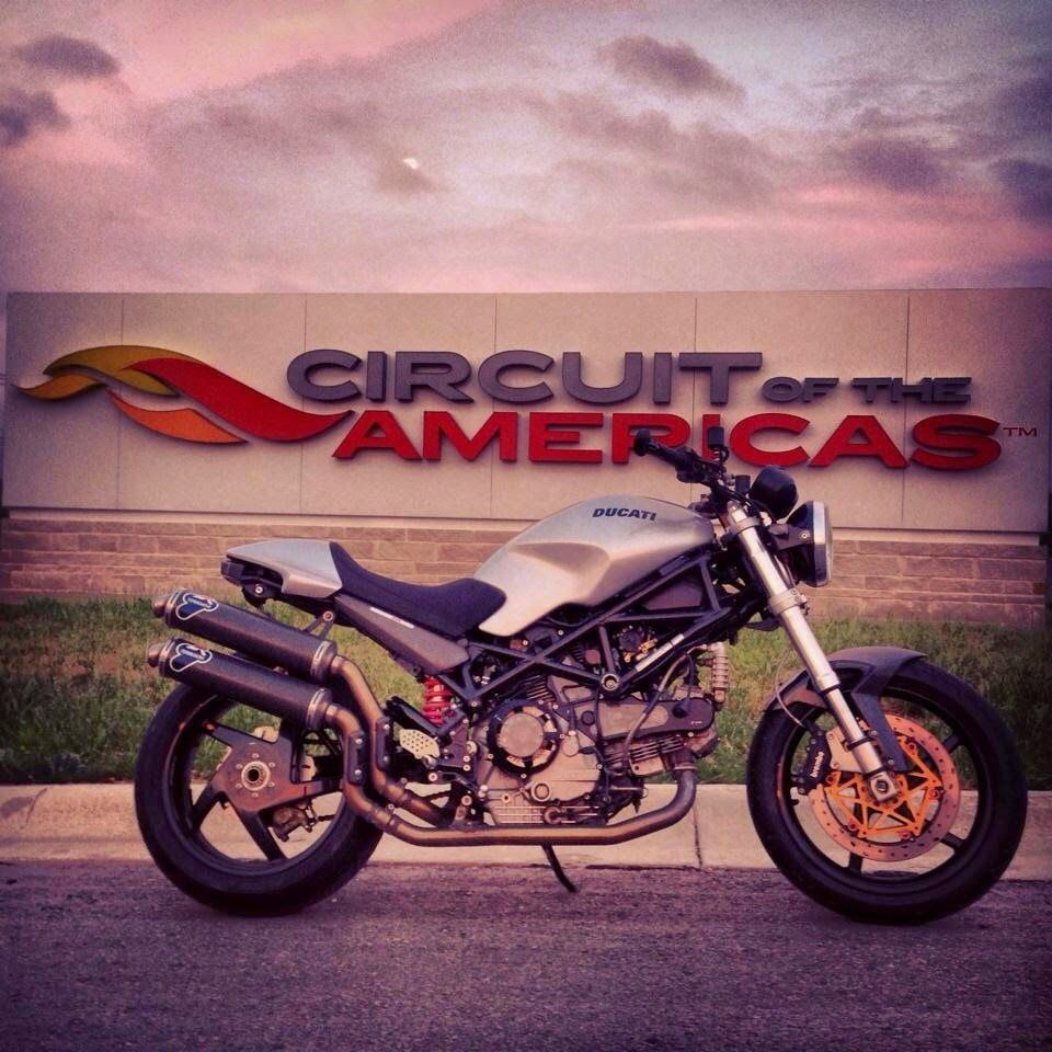 Ducati Monster S2r1000 With Fast By Ferracci High Compression