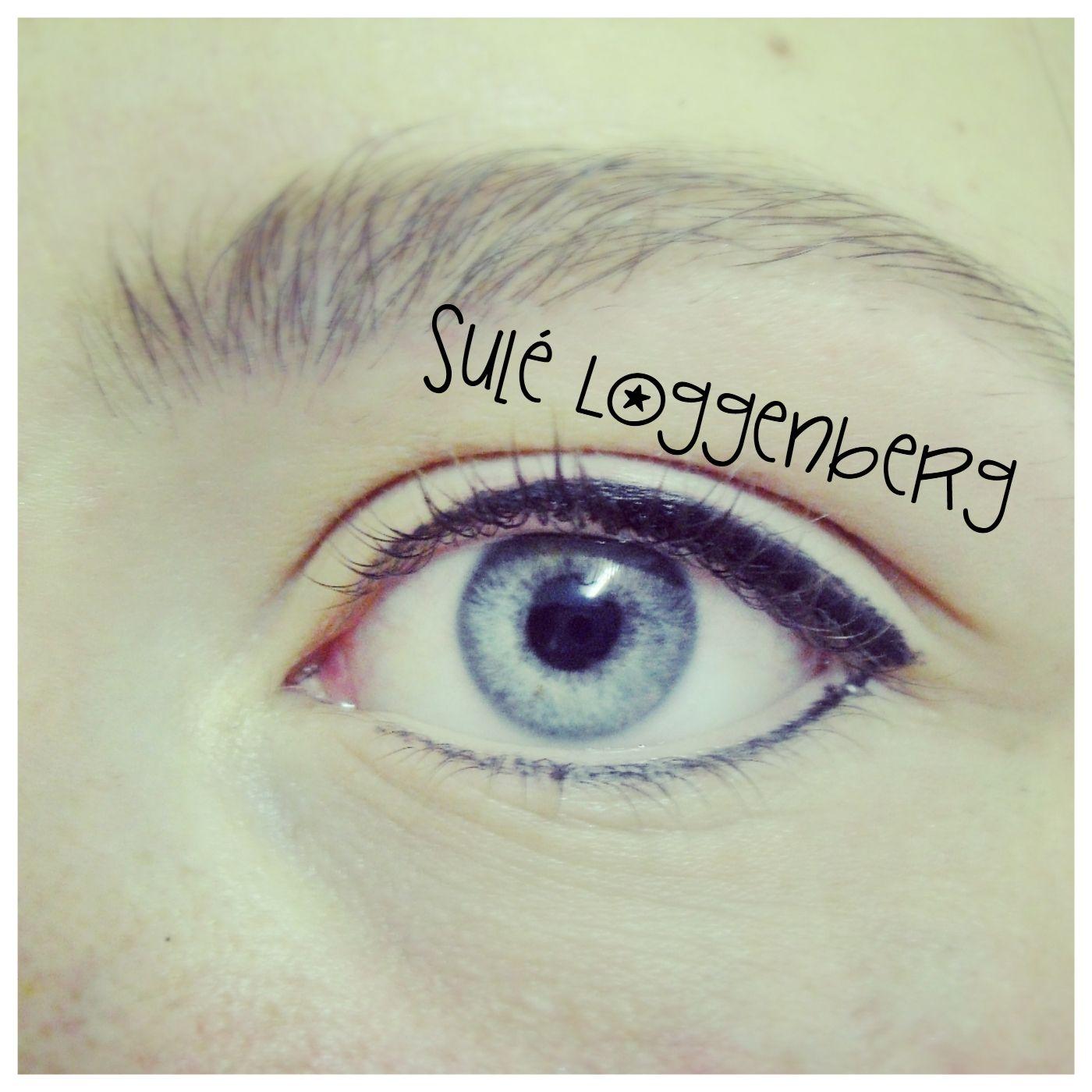 Designer Eyeliner Top Liquid Effect & Bottom Lash