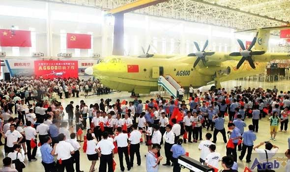 China unveils 'world's largest amphibious aircraft': China has completed production of the world's largest amphibious aircraft, state media…