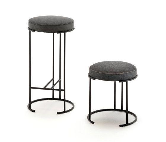 Nina De Living Divani D Men Stool Bar Stool Chairs