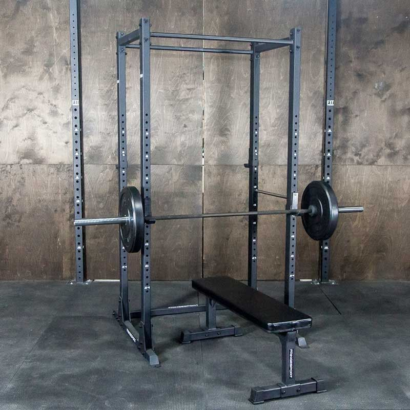 power cage squat rack kip cage home gym academias em
