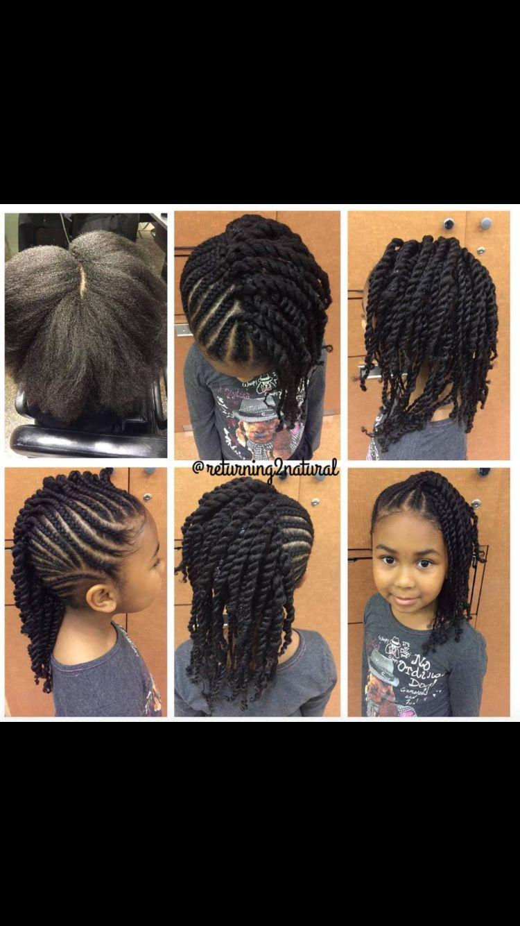 Cornrows girl hair styles pinterest cornrows kid hairstyles