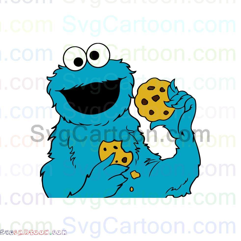 Cookie Monster Clip Art Clipartix Cookie Monster Pictures Cookie Monster Images Monster Clipart