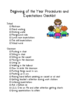 """i like the checklist so you cant forget anything.  It's under the """"back to school"""" category on the site. :)"""