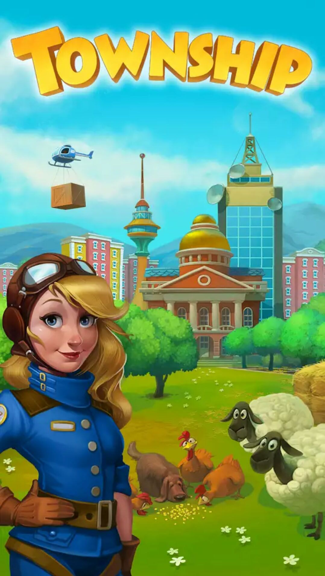 Township Mobile game, Android hacks, Hack online