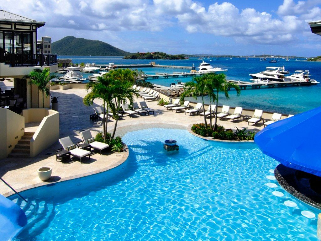 british virgin islands lodging
