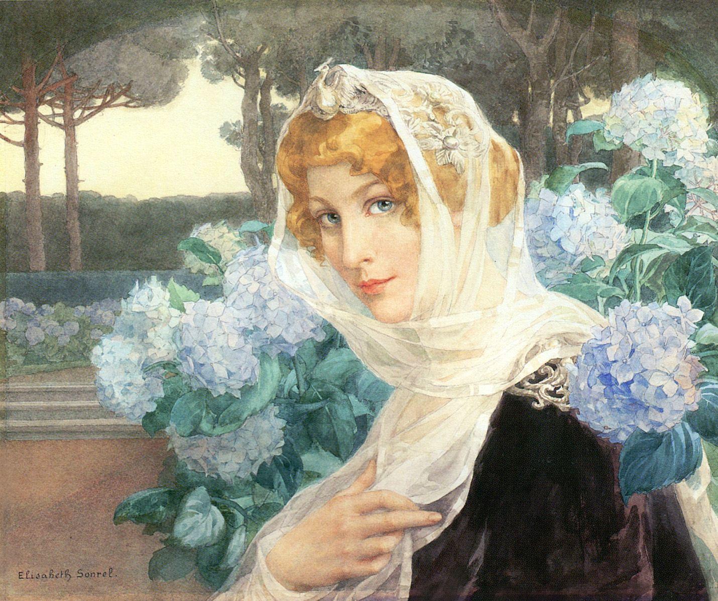 Elisabeth Sonrel (French, 1874-1953)