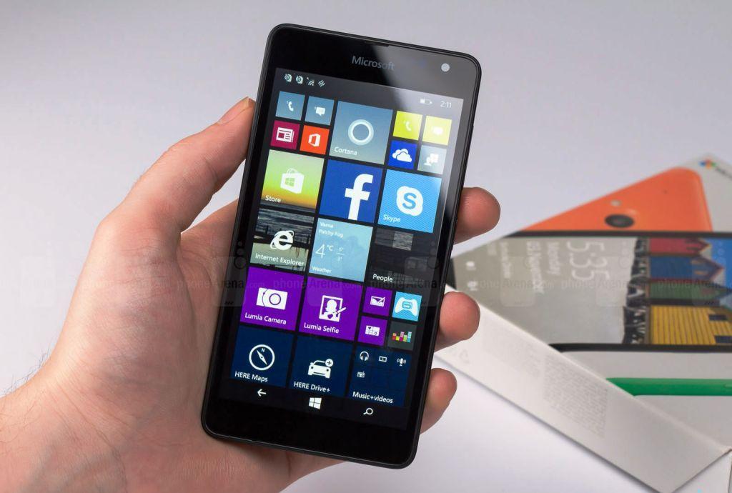 Microsoft Lumia 535 RM-1090 Flash File Download ~ Firmware