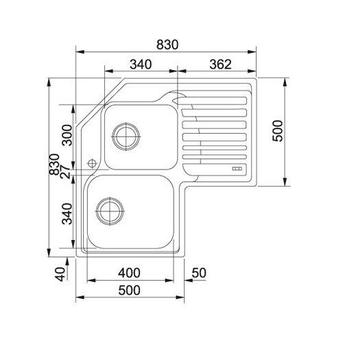 Corner Sink Kitchen Dimensions Google Search Corner Sink