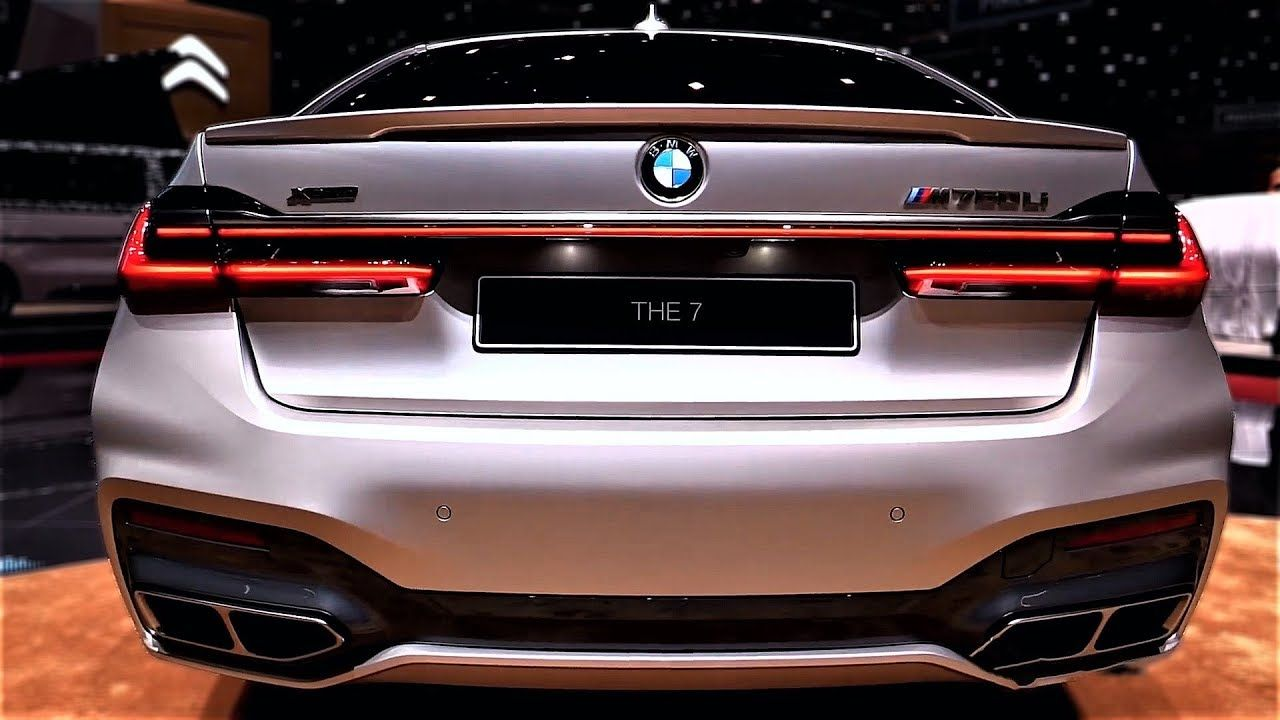 NEW 2020 BMW 760Li V12 Super Sport Exterior and