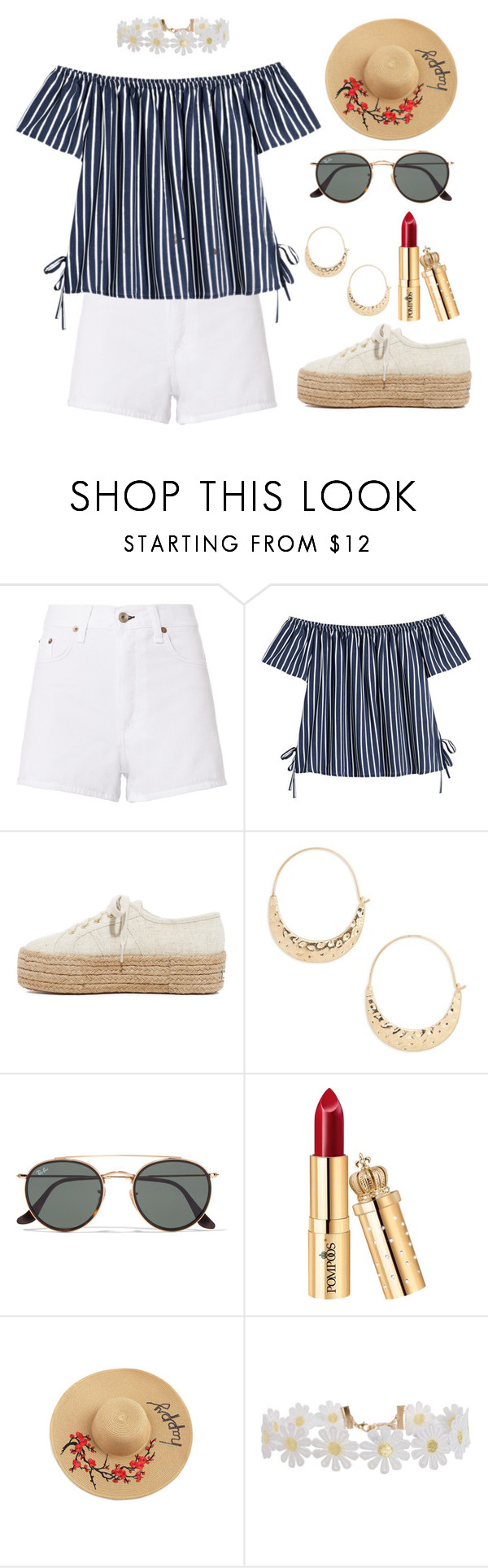 """""""Untitled #766"""" by dolrebeca ❤ liked on Polyvore featuring rag & bone, Superga, BP., Ray-Ban and Humble Chic"""