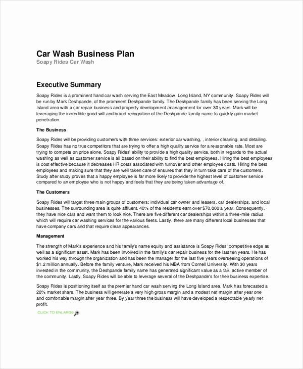 Simple Business Plan Template Word Fresh 22 Simple Business Plan Examples In 2020 Business Proposal Template Simple Business Plan Template Business Plan Template Word