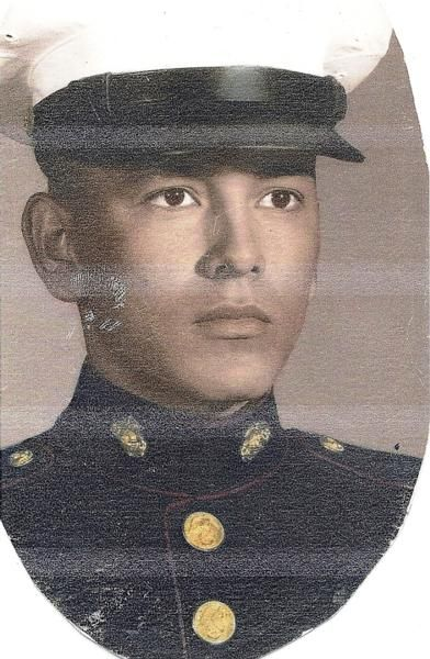Virtual Vietnam Veterans Wall of Faces   JOSE A ORTIZ   MARINE CORPS
