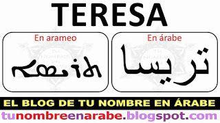 Traductor Arameo De Nombres Para Tatuajes Nombres Tatuajes De Nombres Nombres En Arabe