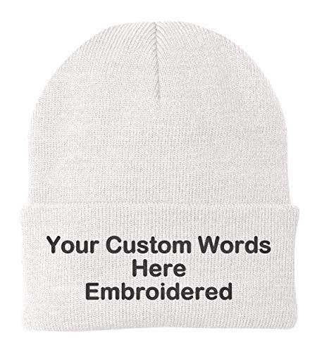 Unameitcustom Customize Your Beanie Personalized Your Own... https   www. 66dc47f4c