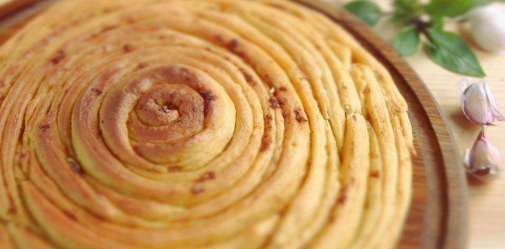 Домашний хлеб в духовке: быстрый рецепт Чудо-Повар 72