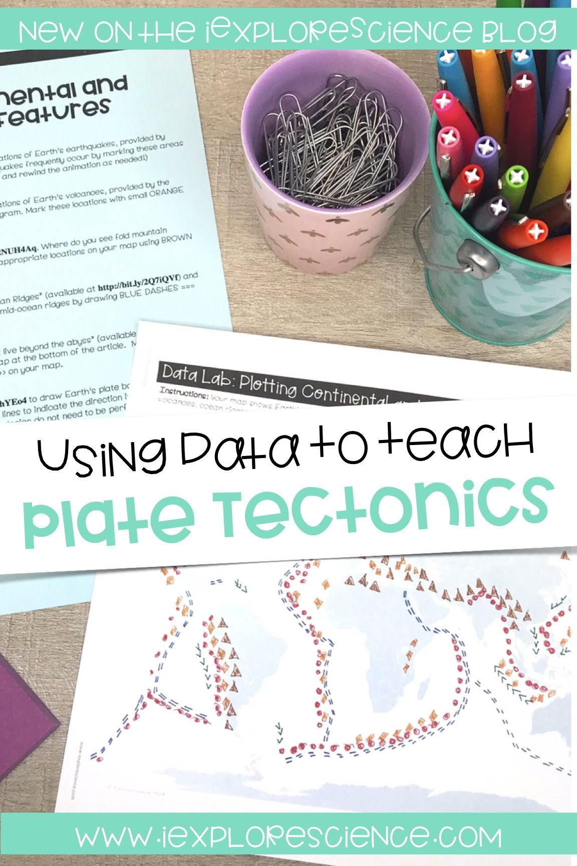 Learn A Variety Of Ways To Model The Exploration Of Plate Tectonics As Well As Activi Plate Tectonics Tectonic Plates Activities Plate Tectonics Middle School [ 1728 x 1152 Pixel ]