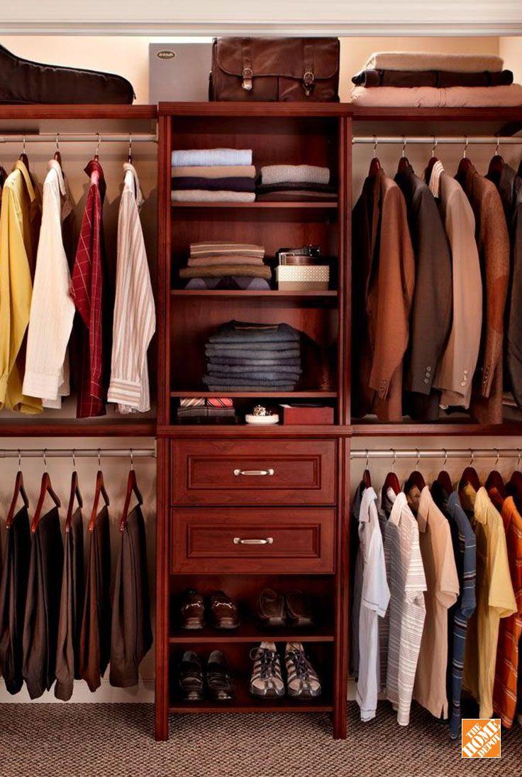 Reach In Closet System