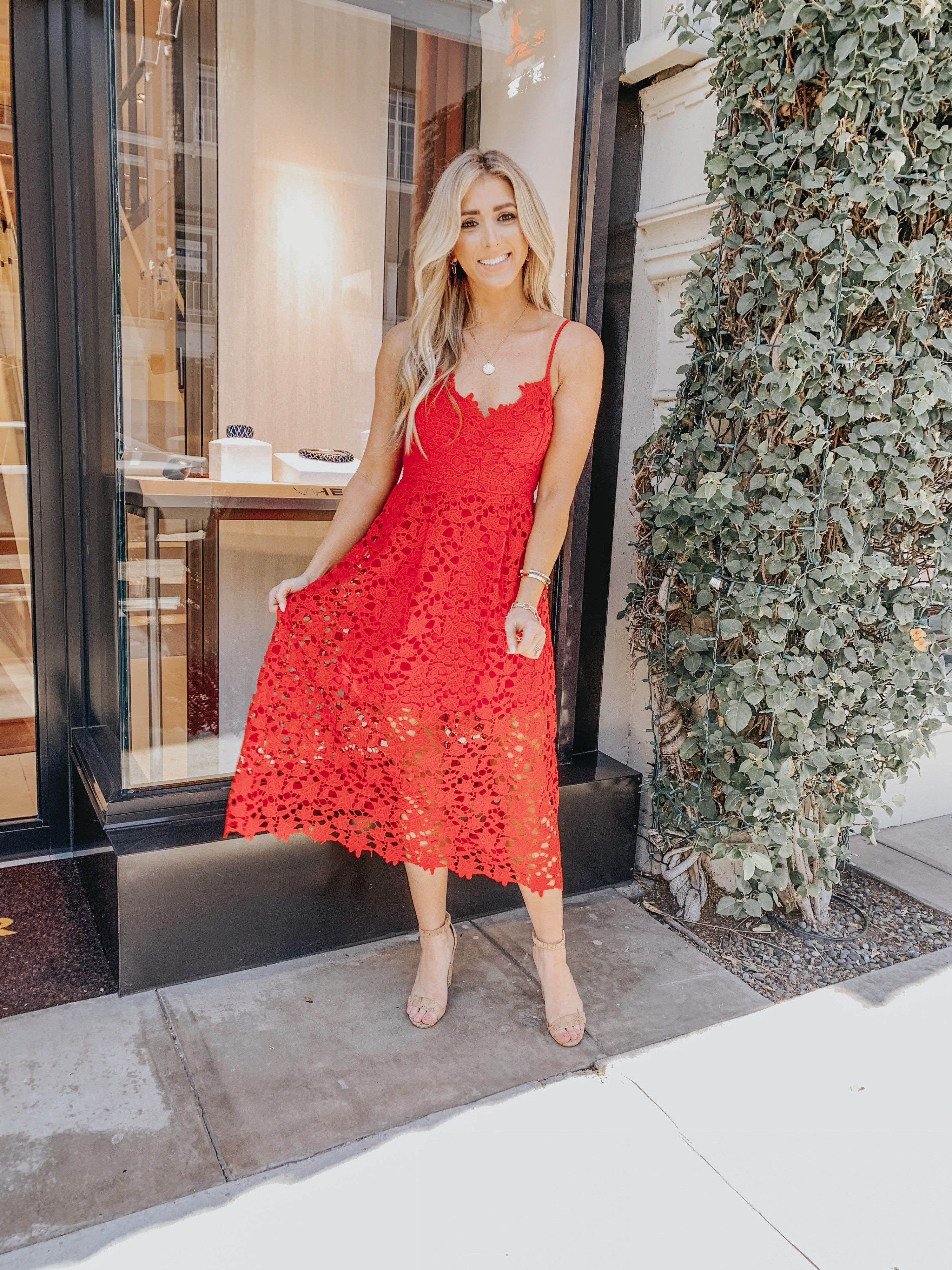 Valentines Day 2019 Always Meliss Red Dress Astr The Label Nordstrom Cute Red Dress For Vday Top 10 Blog Wedding Guest Dress Summer Dresses Wedding Guest Dress [ 4000 x 3000 Pixel ]