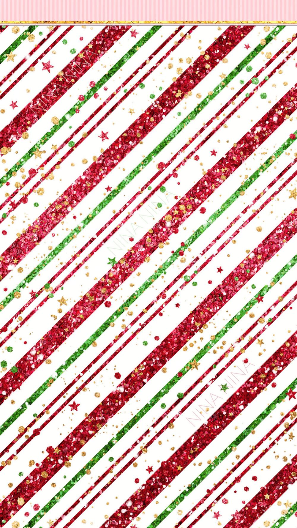 Candy Cane Stripes Wallpaper Christmas Christmas Wallpaper Christmasbackground Wallpaper Iphone Christmas Christmas Phone Wallpaper Holiday Iphone Wallpaper
