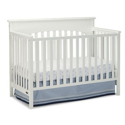 You'll love the Lauren 4-in-1 Convertible Crib at Wayfair - Great Deals on all Baby & Kids  products with Free Shipping on most stuff, even the big stuff.