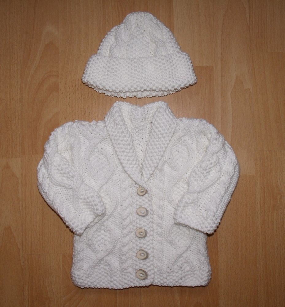 free cable knitting patterns for babies | Crochet and Knit ...