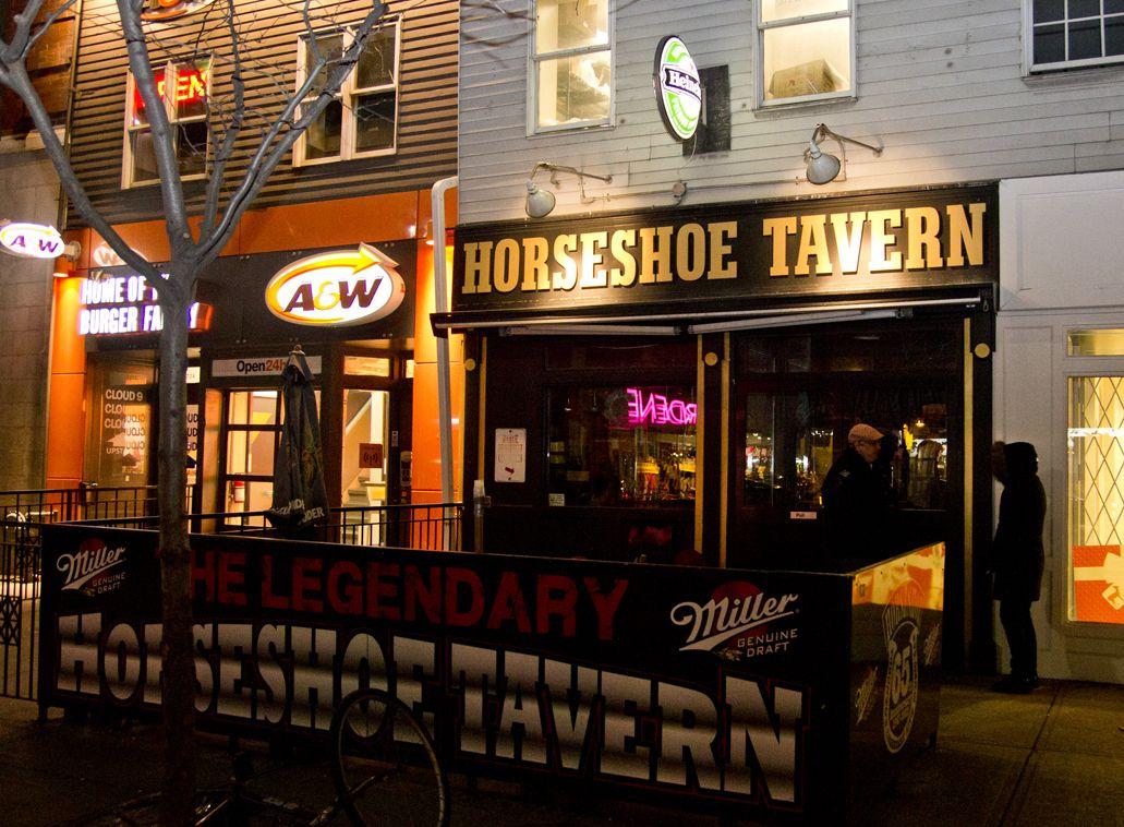 Horseshoe tavern music venue tavern horseshoe america