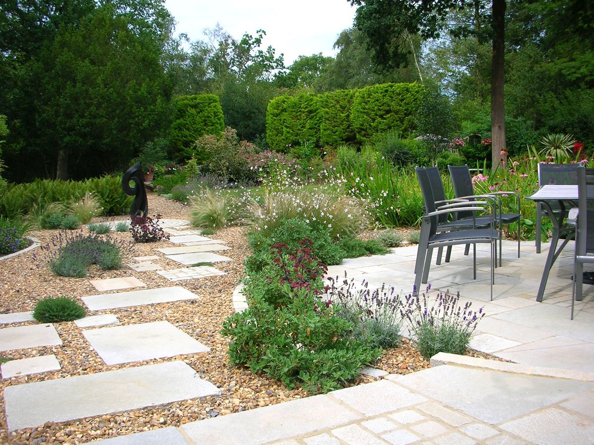 Garden Paving Ideas For Small Gardens Images Of Small Garden Designs ...