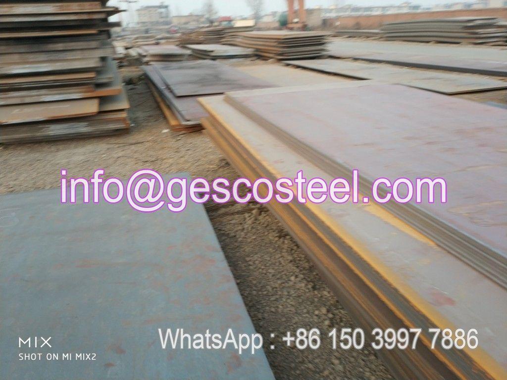 Asme Sa622 Steel Plate Manufacturers China Steel Price Steel Plate Q235b Price A36 A283 Steel Plate Price S235jr S355 Weathering Steel Steel Plate Steel Sheet