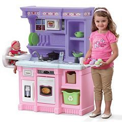 Step2 little bakers kitchen christmas pinterest girl toys little bakers kitchen play set 825100 teraionfo