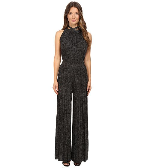 6e494acfc759 M MISSONI Lurex Plisse Jumpsuit w  Tie.  mmissoni  cloth  jumpsuits ...