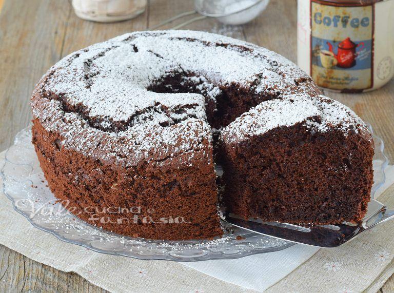 Photo of Chiffon cake al cacao ricetta senza burro