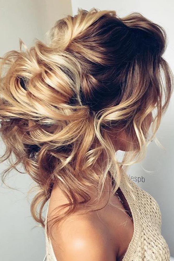 21 Pretty Holiday Hair Ideas for a Party #holidayhair