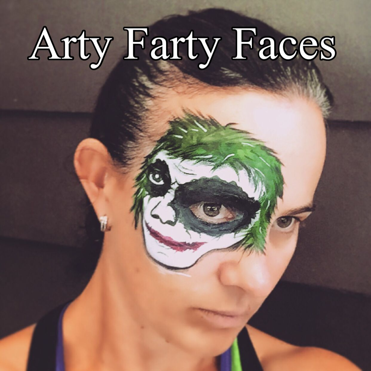 Your Joking   Face Painting - Movies & Toons   Pinterest   Face ...