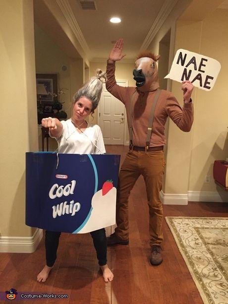 80 Creative Diy Halloween Costumes For Couples Couples Halloween