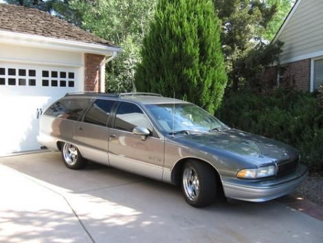 Used Chevrolet Caprice Wagon 91 For Sale In Al 1890