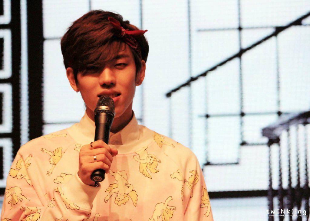 150215 #인피니트H – Yongsan Fansign Event❤
