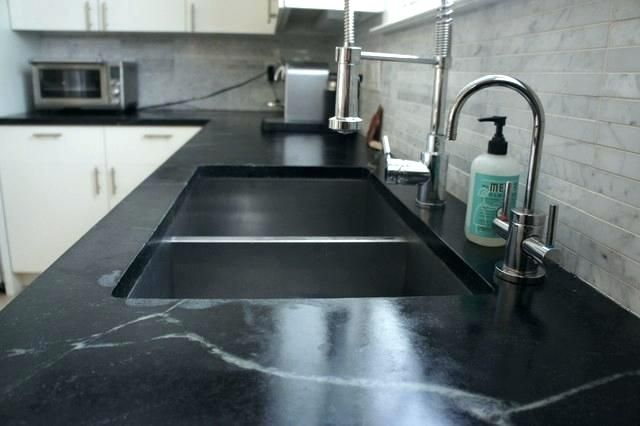 Soapstone Countertop Dresseclub Cost Per Linear Foot Price