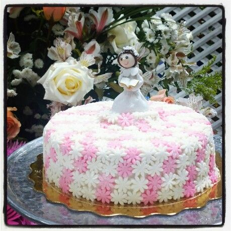 Cake de Primera Comunion