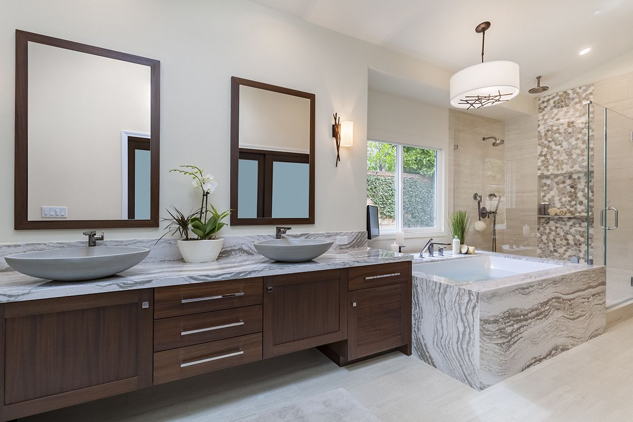 Master bath retreat by jrp design u remodel soaking tub rainfall