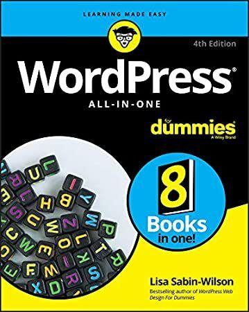 Get Book WordPress AllInOne For Dummies For Dummies ComputerTech