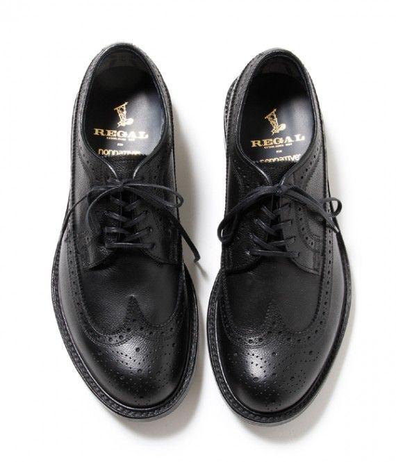 Regal Shoes Dweller Gore-Tex Leather Shoes