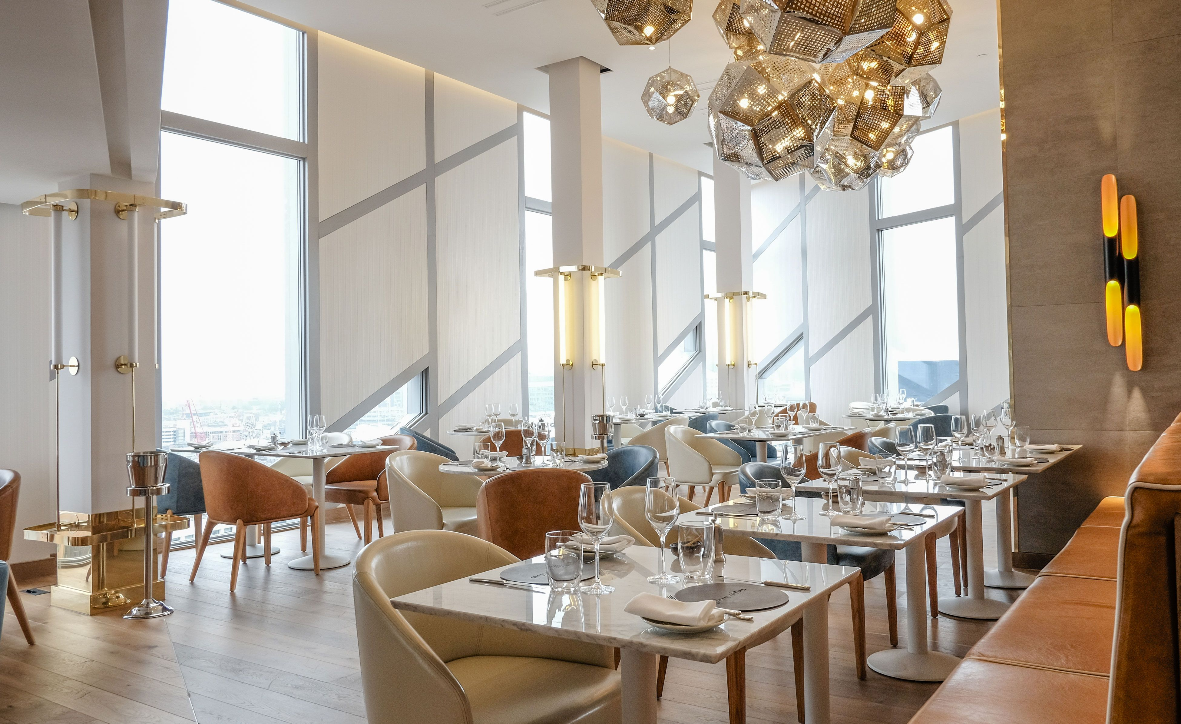 Urban Coterie restaurant - London, UK | Restaurant interior design ...