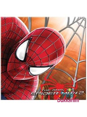 Spiderman Pecete 20 Adet Parti Dogum Gunu Balonlar